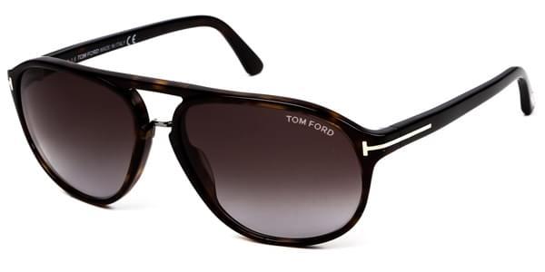 Tom Ford Aurinkolasit FT0447 JACOB 52B
