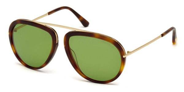 Image of Tom Ford Aurinkolasit FT0452 STACY 56N