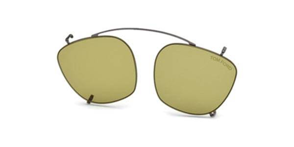 Image of Tom Ford Aurinkolasit FT5496-CL Clip On 12N