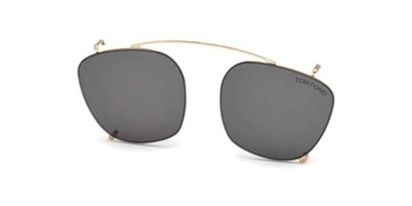 Image of Tom Ford Aurinkolasit FT5496-CL Clip On 28A