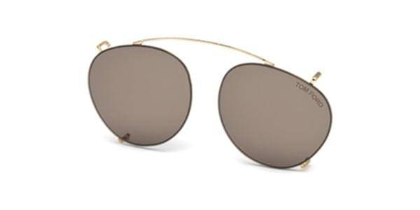 Image of Tom Ford Aurinkolasit FT5497-CL Clip On 28J