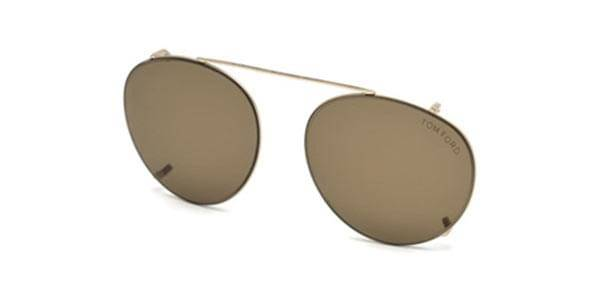 Image of Tom Ford Aurinkolasit FT5500-CL Clip On 28J