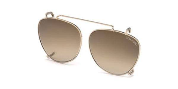 Image of Tom Ford Aurinkolasit FT5513-CL Clip On 28G