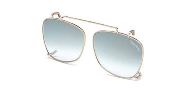 Image of Tom Ford Aurinkolasit FT5514-CL Clip On 28X