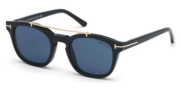 Image of Tom Ford Aurinkolasit FT5532-B With Clip On 01V