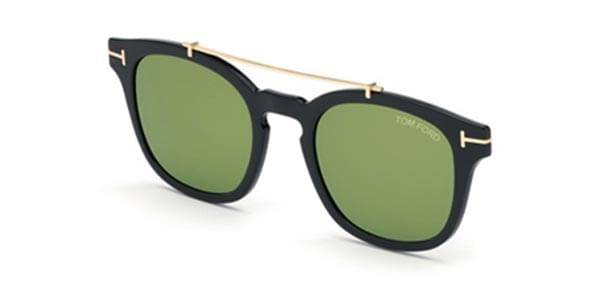 Image of Tom Ford Aurinkolasit FT5532-B-CL Clip On 01N