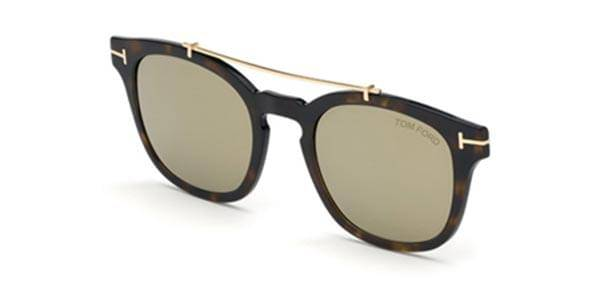 Image of Tom Ford Aurinkolasit FT5532-B-CL Clip On 52G