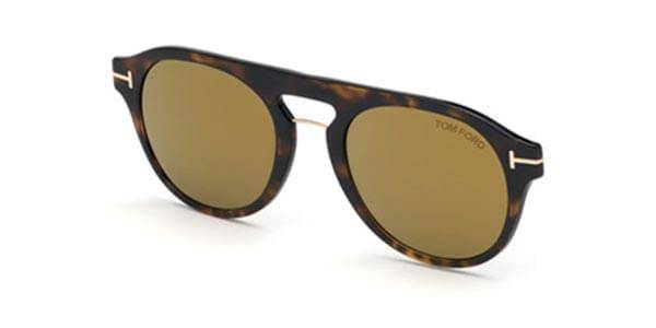 Image of Tom Ford Aurinkolasit FT5533-B-CL Clip On 52C