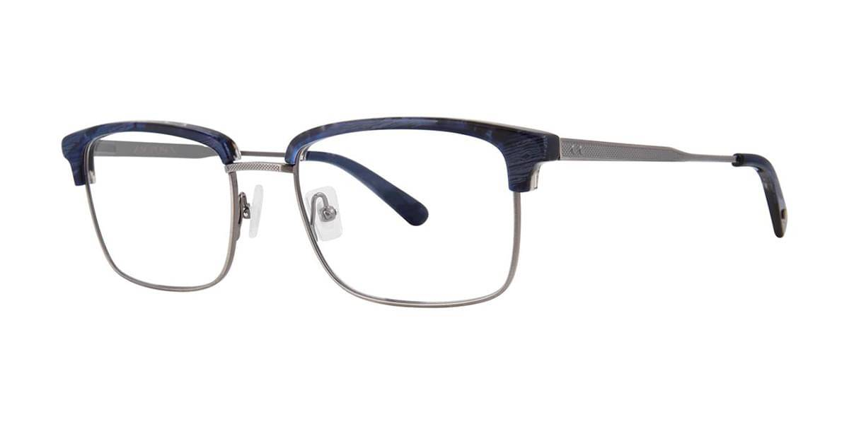 Image of Zac Posen Silmälasit PIERCE Navy Horn