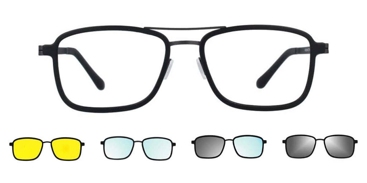 Image of SmartBuy Collection Silmälasit Pongco with Clip-on U-0268 M02