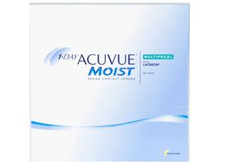 Image of Acuvue 1-Day  Moist Multifocal 90 Pack Piilolinssit