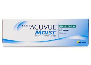 Image of Acuvue 1-Day  Moist Multifocal 30 Pack Piilolinssit