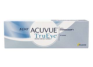 Image of Acuvue 1-Day  TruEye 30 Pack Piilolinssit