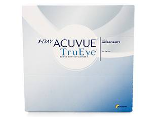 Image of Acuvue 1-Day  TruEye 90 Pack Piilolinssit
