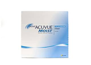 Image of Acuvue 1-Day  Moist for Astigmatism 90 Pack Piilolinssit