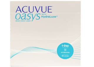 Image of Acuvue Oasys 1-Day 90 Pack Piilolinssit