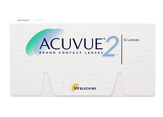 Image of Acuvue 2 6 Pack Piilolinssit