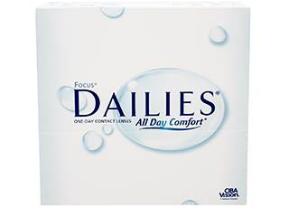 Image of Dailies Focus  90 Pack Piilolinssit
