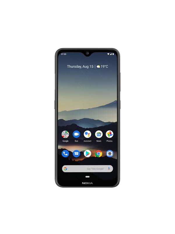 Nokia 7.2 128GB - Charcoal