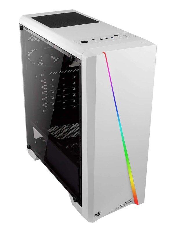 Image of Aerocool Cylon RGB - Kotelot - Miditower - Valkoinen