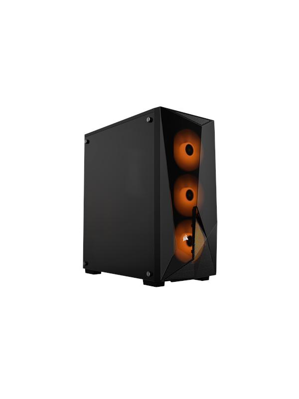 Image of Corsair Carbide SPEC-DELTA RGB - Kotelot - Miditower - Musta