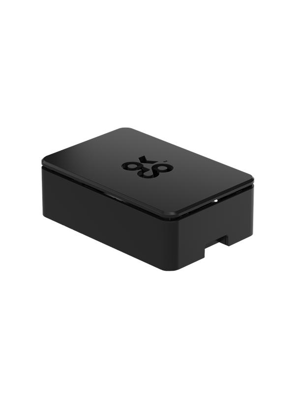Raspberry Pi 4 Standard Case - Black - Kotelot - Raspberry Pi - Musta
