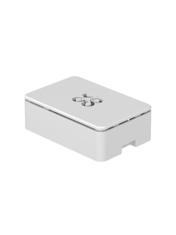Raspberry Pi 4 Standard Case - White - Kotelot - Raspberry Pi - Valkoinen