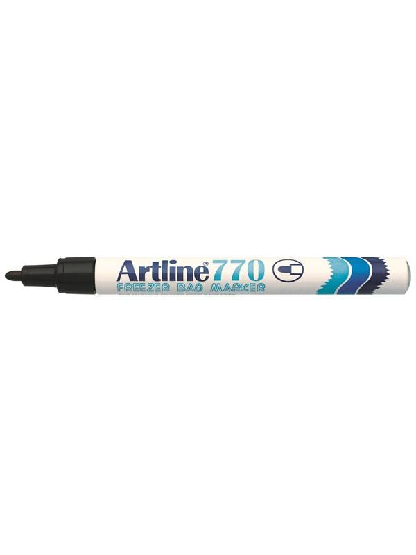 Artline EK770C1 Fryeezemarker Black