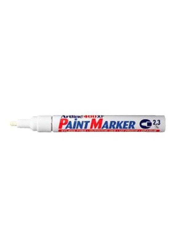 Artline EK400C1-B Paint Marker White