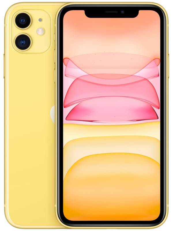 Apple iPhone 11 128GB - Yellow