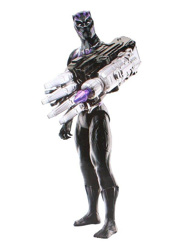 Hasbro Marvel Avengers Titan Hero Power FX 2.0 Hero Black Panthe
