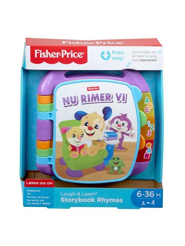 Fisher-Price & Learn Storybook Rhymes DA