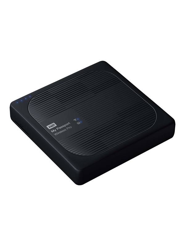 WD My Passport Wireless Pro WDBSMT0040BBK