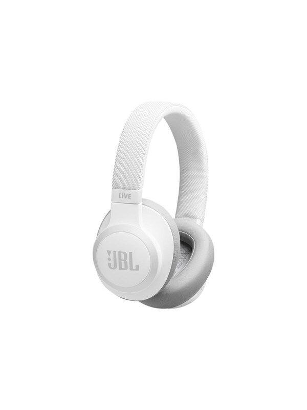 JBL LIVE 650BTNC - Valkoinen