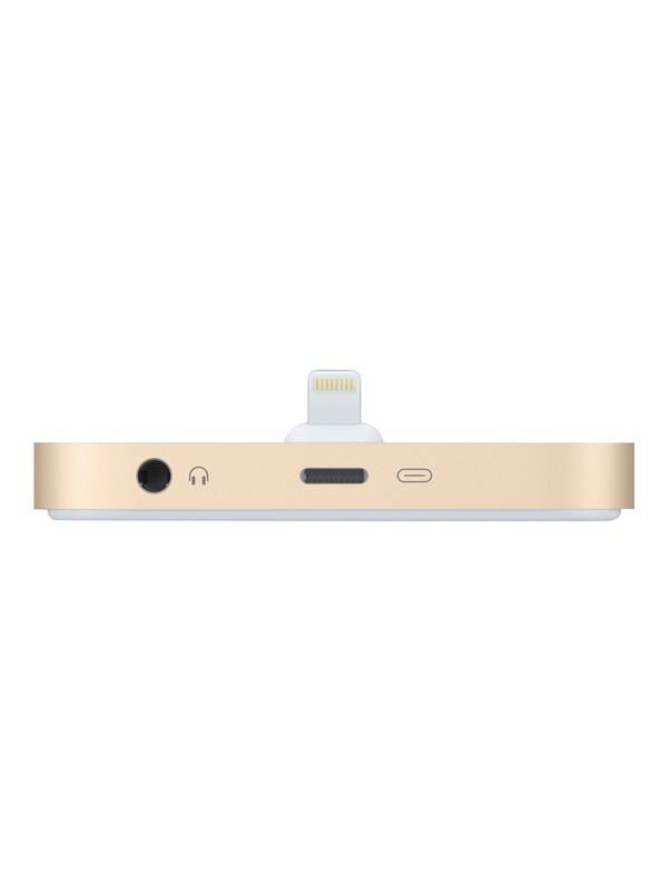 Apple iPhone Lightning Dock - Rose Gold