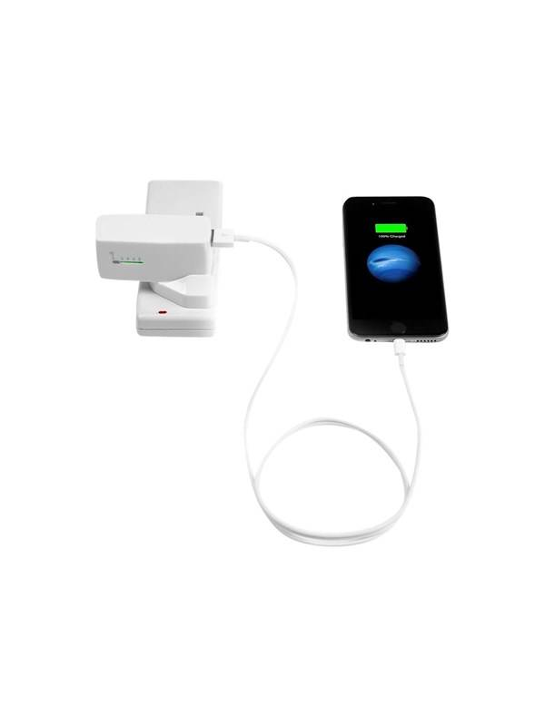 Targus 2-in-1 USB Wall Charger & Power Bank