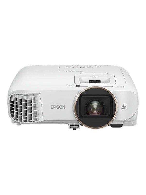 Epson Projektori EH-TW5650 - 3LCD-projektor - 3D - 802.11n wireless / Miracast - 1920 x 1080 - 2500 ANSI lumenia