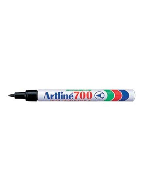 Artline EK700-A Permanent Black - 12 pcs.
