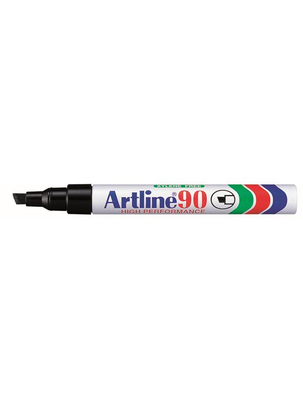 Artline EK90-A Permanent Black - 12 pcs.