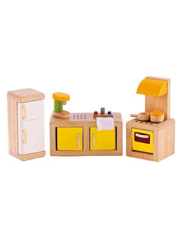 Hape Dollhouse Kitchen