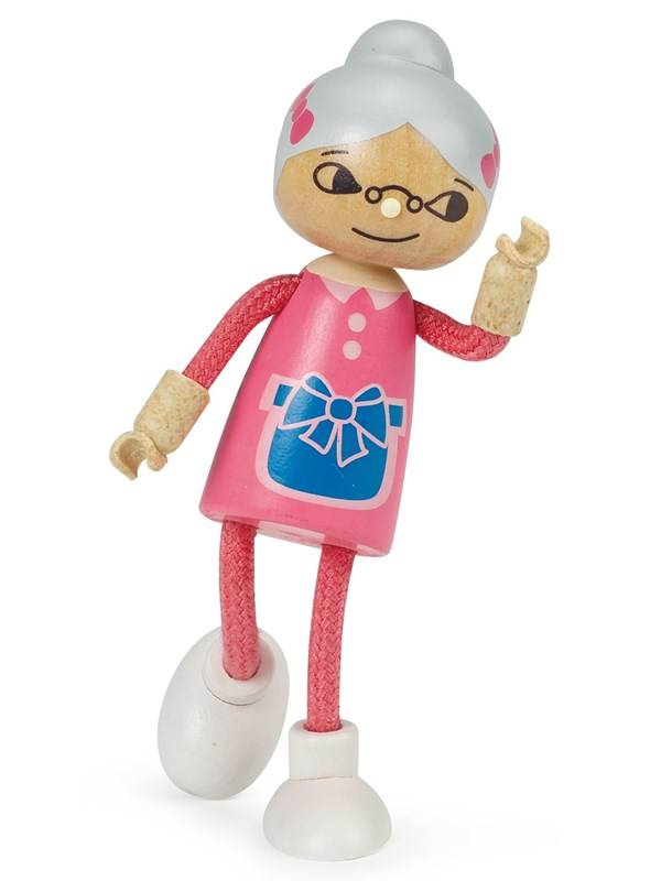 Hape Grandma Doll