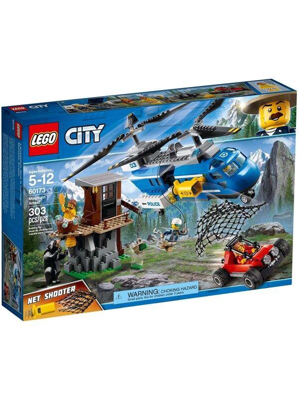 Lego City 60173Pid�tys vuorella