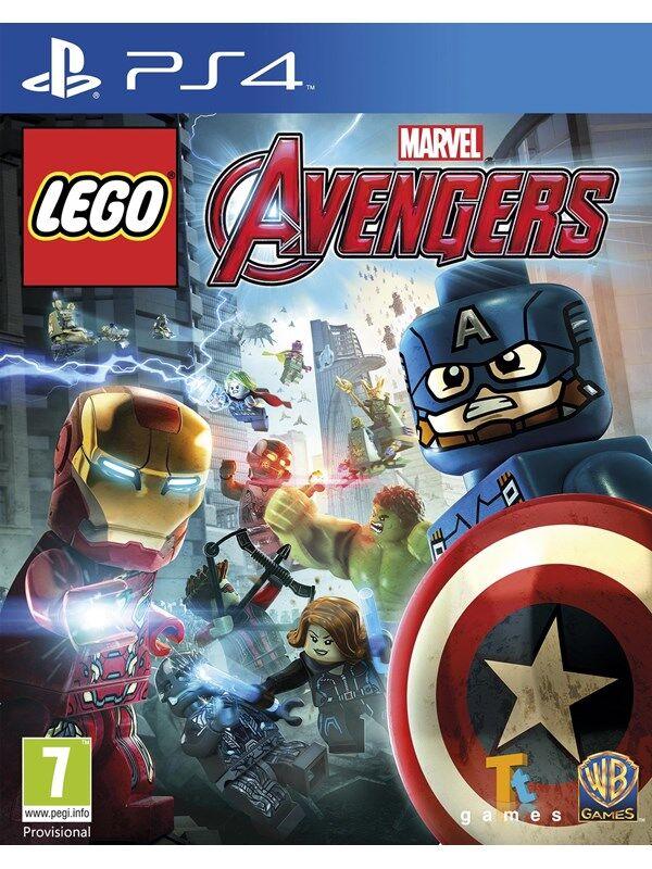 Warner Bros. LEGO: Marvel Avengers - Sony PlayStation 4 - Toiminta