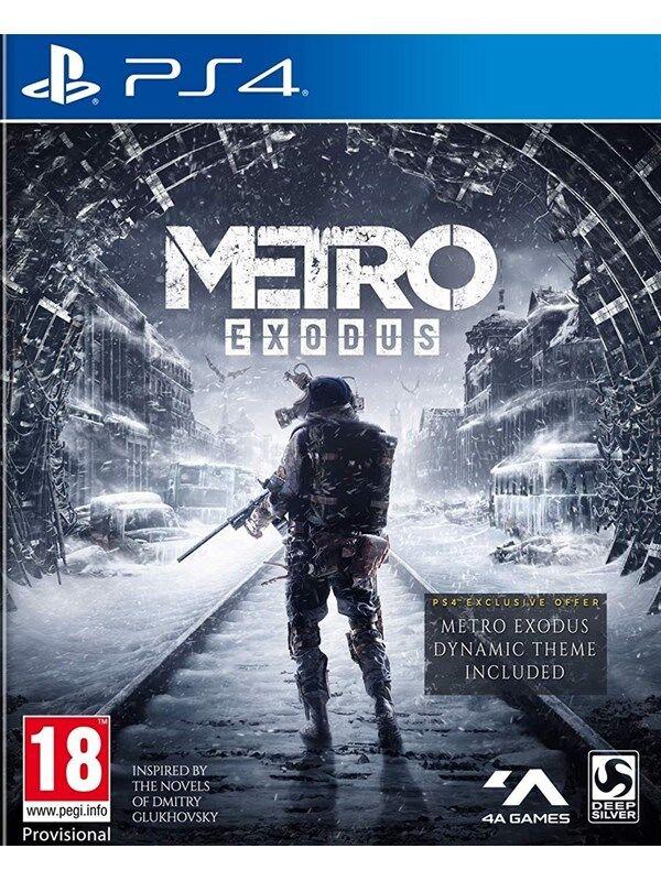 Deep Silver Metro: Exodus - Sony PlayStation 4 - FPS