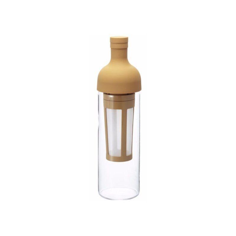 Hario Filter-In Coffee Bottle cold brew kahvipullo 0.65 l. kermanvärinen