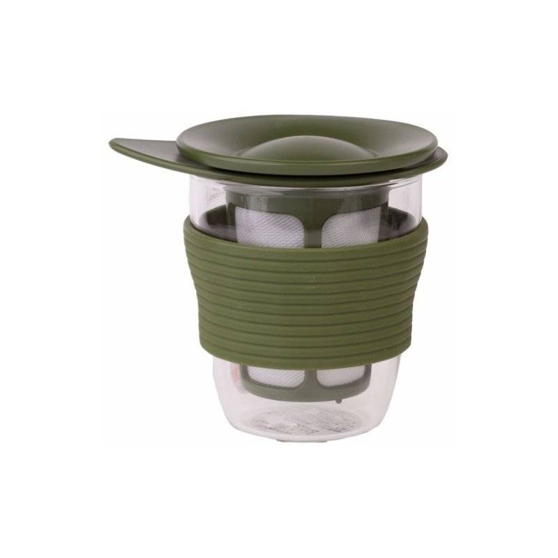 Hario Handy Tea Maker 200 ml. vihreä