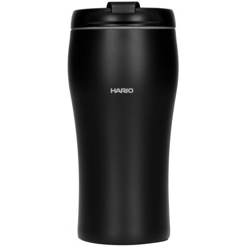 Hario V60 Uchi Mug Smooth termosmuki 350 ml. musta