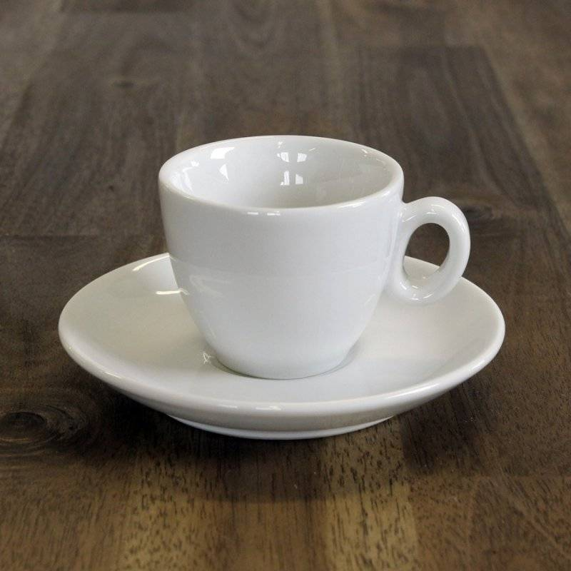 Ipa Industria Porcellane IPA Alba espressokuppi