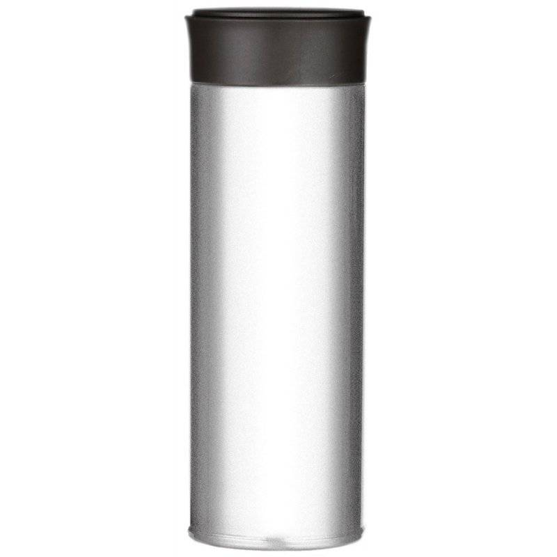 Magisso Visibility heijastava termospullo 350 ml. valkoinen