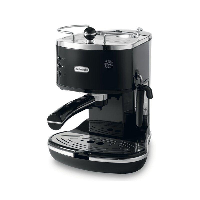 DeLonghi Icona Eco 311 espressokeitin musta